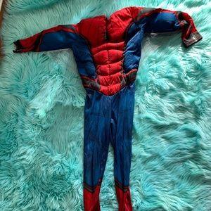 spider man child costume